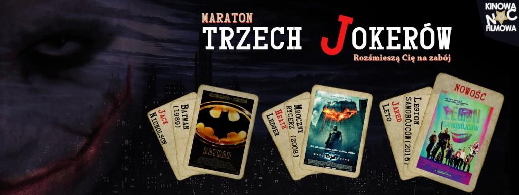 Maraton trzech Jokerów
