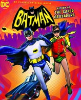 """Batman: Return of the Caped Crusaders"""