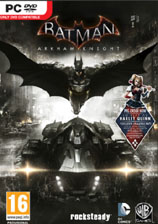 """Batman: Arkham Knight"""