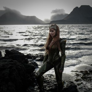 "Mera z ""Justice League"""