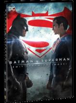 """""""Batman v Superman: Świt Sprawiedliwości"""" na DVD"""