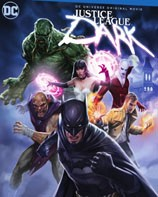 """Justice League Dark"""