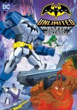 Batman Unlimited: Maszyny kontra Mutanci