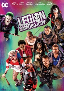 """""""Legion Samójców"""" - DVD"""
