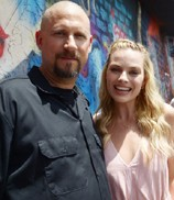 David Ayer i Margot Robbie