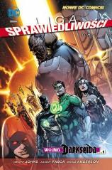 """""""Liga Sprawiedliwości, tom 7: Wojna Darkseida, część 1"""""""