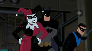 """Batman and Harley Quinn"""