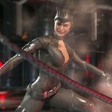 "Catwoman w ""Injustice 2"""