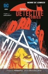 """Batman – Detective Comics, tom 7: Anarky"""