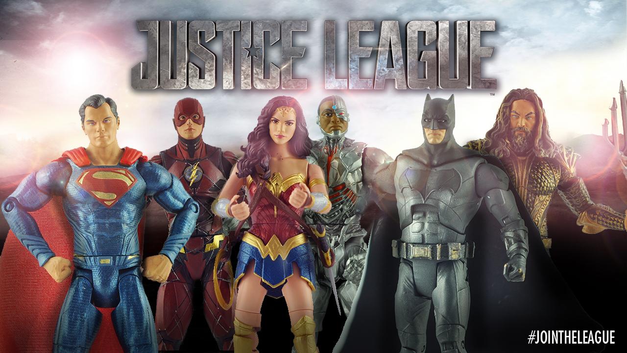 Justice league symbols