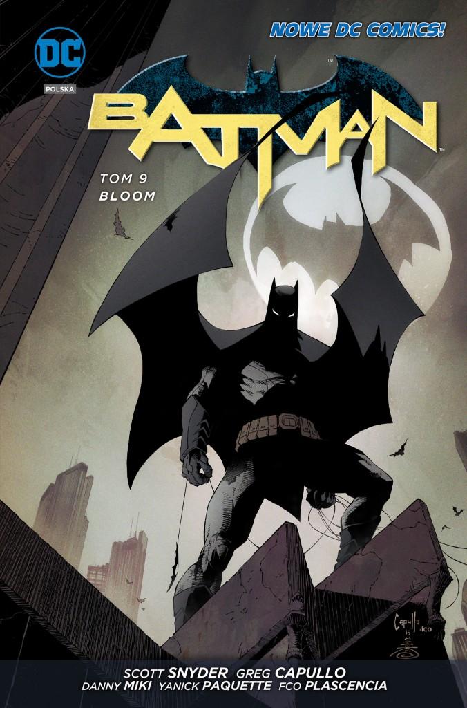 """""""Batman, tom 9: Bloom"""" już w sprzedaży"""