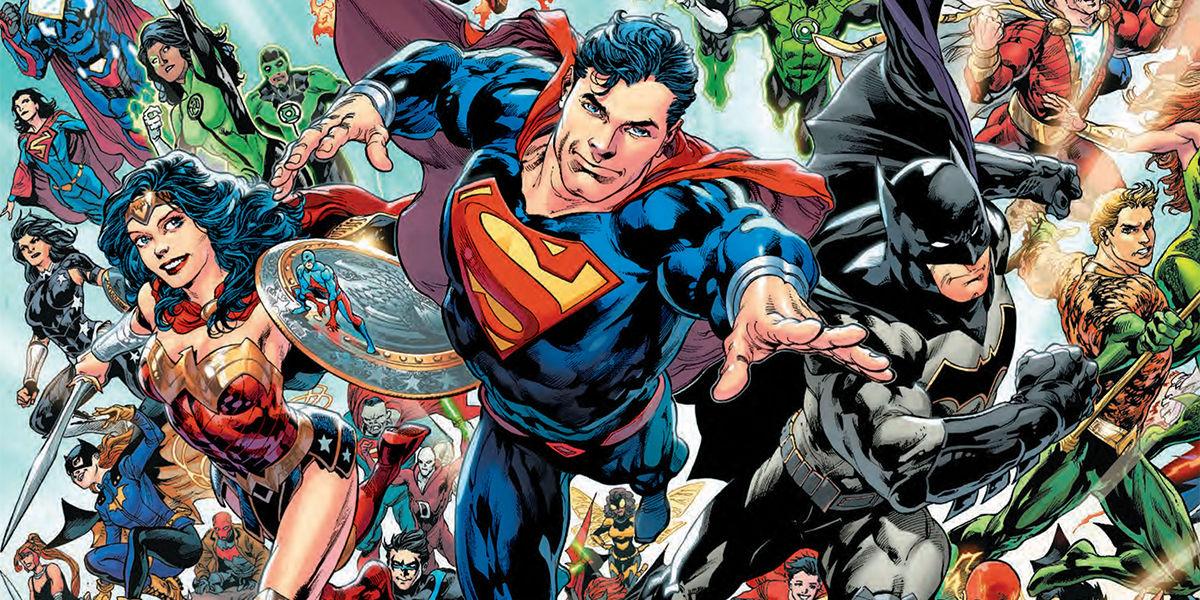 SDCC 2017: Lista kolejnych filmów na podstawie komiksów DC Comics