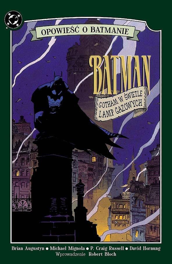 """""""Batman: Gotham w świetle lamp gazowych"""""""