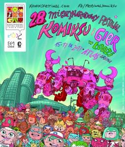 28. Międzynarodowy Festiwal Komiksu i Gier
