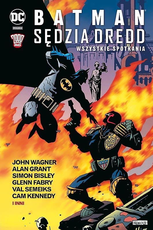 """""""Batman – Noc Ludzi Potworów"""", """"Batman/Sędzia Dredd – Wszystkie spotkania"""", """"Nightwing, tom 1: Lepszy niż Batman"""" i """"Harley Quinn, tom 1: Umrzeć ze śmiechem"""" od dziś w sprzedaży"""