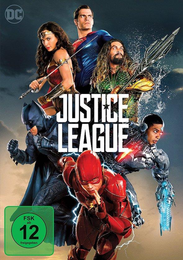 """""""Liga Sprawiedliwości"""" w kwietniu w Polsce na DVD, Blu-ray i 4K"""