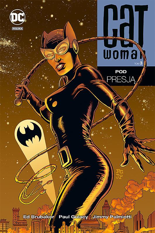 """""""Catwoman, tom 3: Pod presją"""" już w sprzedaży"""