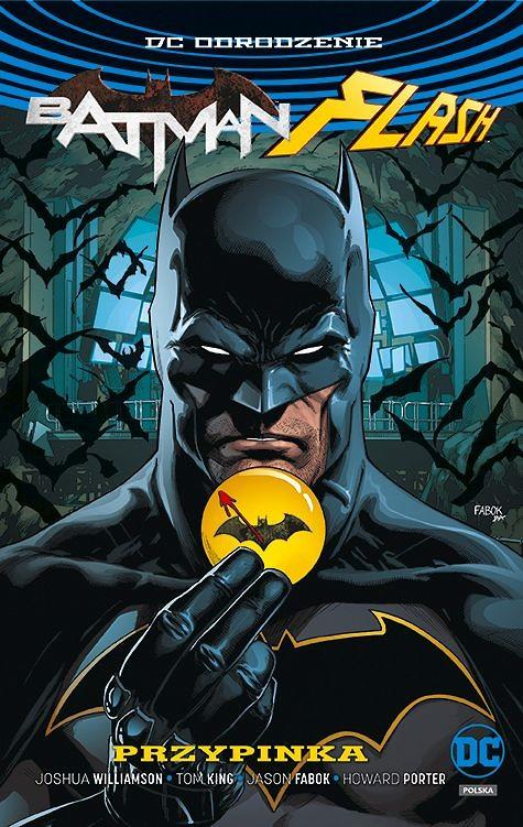 """""""Batman: Mroczny Rycerz – Rasa Panów"""", """"Batman/Flash – Przypinka"""", """"Harley Quinn, tom 3"""" i """"Liga Sprawiedliwości, tom 4"""" już w sprzedaży"""