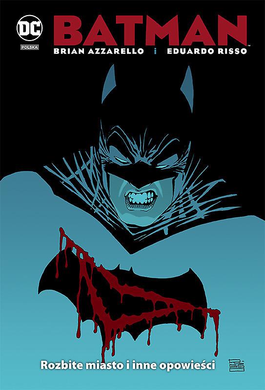 """""""Batman – Rozbite miasto i inne opowieści"""" już w sprzedaży"""