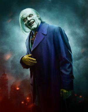 """Teaser z Jokerem z finału """"Gotham"""" i oficjalne zdjęcie"""