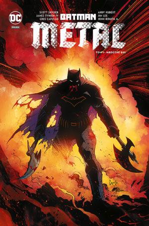 """""""Batman Metal, tom 1: Mroczne dni"""" już w sprzedaży"""