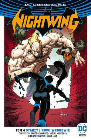 """""""Nightwing, tom 4: Starzy i nowi wrogowie"""" już w sprzedaży"""