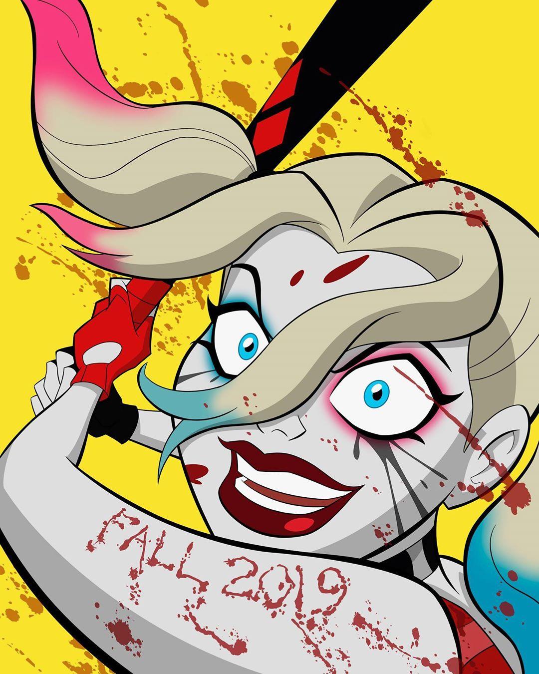 Krótkie Opisy Odcinków Harley Quinn Batcave