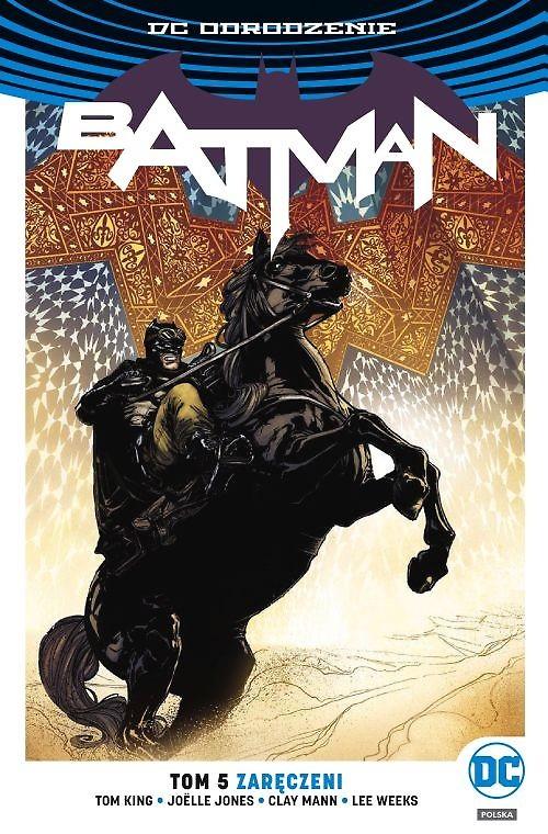 """""""Batman, tom 5: Zaręczeni"""", """"Nastoletni Tytani, tom 3: Powrót Kida Flasha"""" już w sprzedaży"""