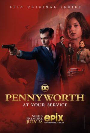 "Alfred spotyka Thomasa Wayne'a w zwiastunie serialu ""Pennyworth"""