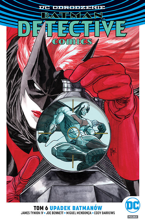 """""""Batman – Detective Comics, tom 6: Upadek Batmanów"""" i """"Suicide Squad, tom 6: Tajna historia oddziału specjalnego X"""" już w sprzedaży"""