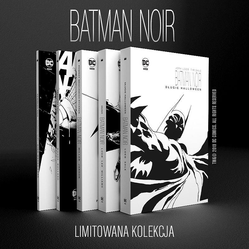 Luksusowa, jubileuszowa kolekcja komiksów o Batmanie już w sprzedaży
