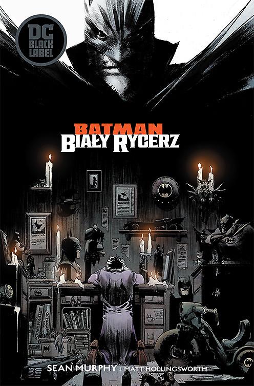 """""""Batman, tom 7: Ślub"""", """"Batman – Biały Rycerz"""" i """"Liga Sprawiedliwości – Bez Sprawiedliwości"""" już w sprzedaży"""