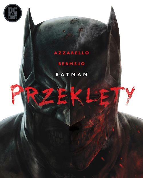 """""""Batman. Przeklęty"""" już w sprzedaży"""