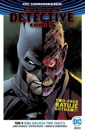"""""""Batman – Detective Comics, tom 9: Dwa oblicza Two-Face'a"""" i """"Ptaki Nocy: Tajemnice i morderstwa"""" już w sprzedaży"""