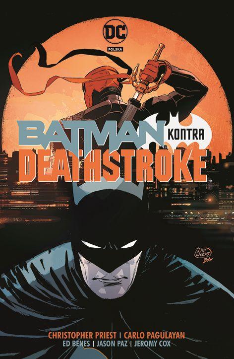 """Batman kontra Deathstroke"" już w sprzedaży"