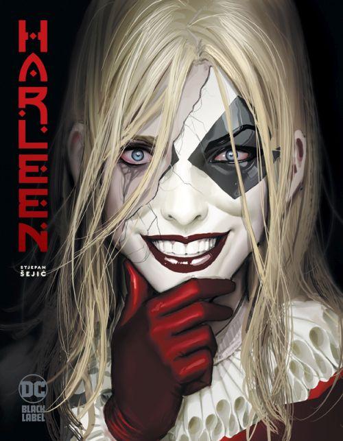 """""""Batman, Który się Śmieje, tom 1"""", """"Harleen"""" i """"Multiwersum"""" już w sprzedaży"""