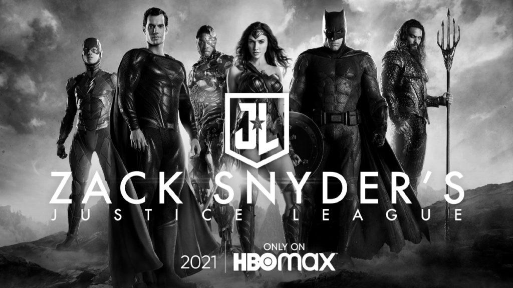 """Oficjalnie: """"Justice League"""" w wersji reżyserskiej w 2021 roku na HBO Max"""