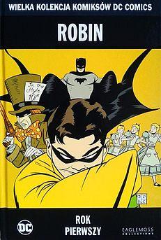 Robin: Rok Pierwszy