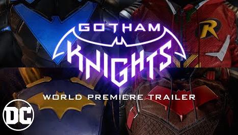 "DC FanDome: zwiastun gry ""Gotham Knights"""