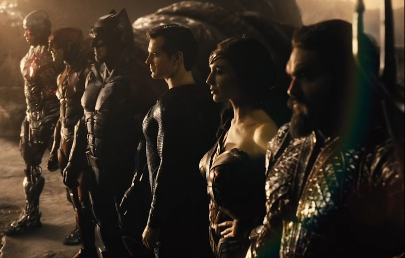 "DC FanDome: zwiastun ""The Snyder Cut of Justice League"""