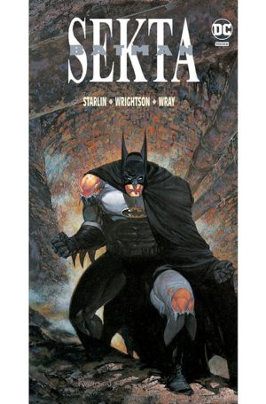 """""""Batman - Sekta"""" i """"Detective Comics, tom 3: Pozdrowienia z Gotham"""" już w sprzedaży"""