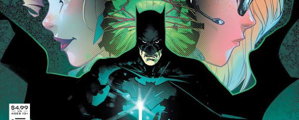 Zapowiedzi komiksów z Batmanem na kwiecień 2021