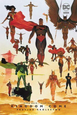 """""""Kingdom Come"""" i """"Batman, tom 12 – Miasto Bane'a"""" już w sprzedaży"""