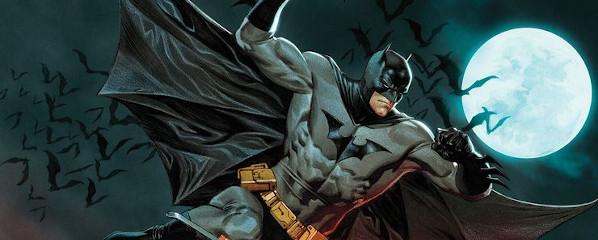 Zapowiedzi komiksów z Batmanem na czerwiec 2021