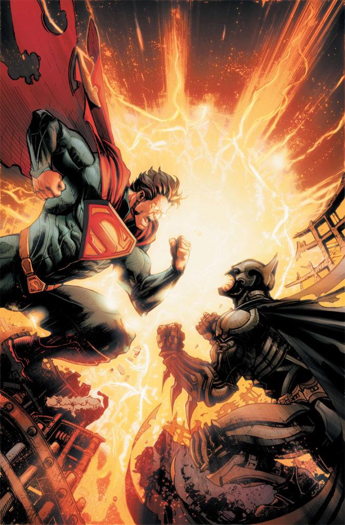 Powrót Ego, Injustice, Gates of Gotham - DC Comics i Egmont w 2021 oraz dalej