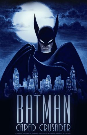 Batman: Caped Crusader - nowy serial animowany od Timma, Abramsa i Reevesa
