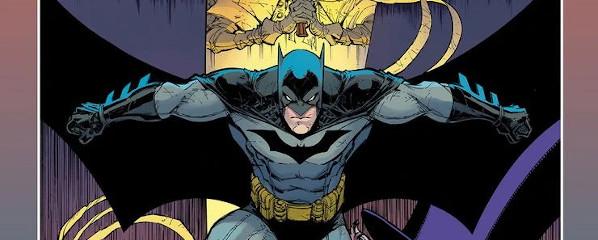 Zapowiedzi komiksów z Batmanem na sierpień 2021