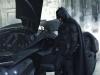 Batman i Batmobil