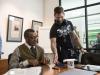 Zack Snyder i Perry White