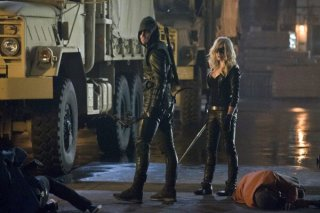 Arrow i Black Canary